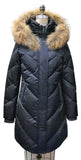 ELLABEE  LARA<br>90%Duver avec Vraie Fourrure<br>Manteau d'hiver|ELLABEE LARA<br>90% Down with Genuine Fur<br>Winter coat
