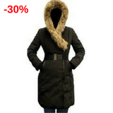 DIAMOND TRAIL MARALYN XXL - XXXL<br>Polyfil avec Vraie Fourrure<br>Manteau d'hiver |CANAV MARALYN XXL- XXXL<br>Polyfil with Genuine Fur<br>Winter coat