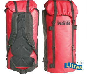 SAC WILDWATER 100L<br>SAC ÉTANCHE<br>ACCESSOIRES SUP - KAYAK|WILDWATER BAG 100L<br> DRY BAGS<br>