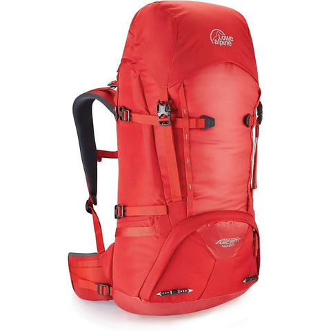 LOWE ALPINE<br>MOUNTAIN ASCENT<br>40:50 L<br>Sac à dos d'expedition|LOWE ALPINE<br>MOUNTAIN ASCENT<br>40:50 L<br>Expedition Backpack
