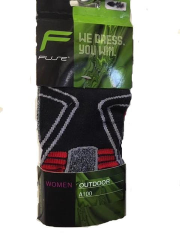 FUSE BAS DE PLEIN AIR<br>Chaussettes en Laine<br>Femme 6-8 et 9-11 ou Homme 11-13| FUSE OUTDOOR SOCKS <br>Wool socks<br>Women6-8 and 9-11 or Men 11-13