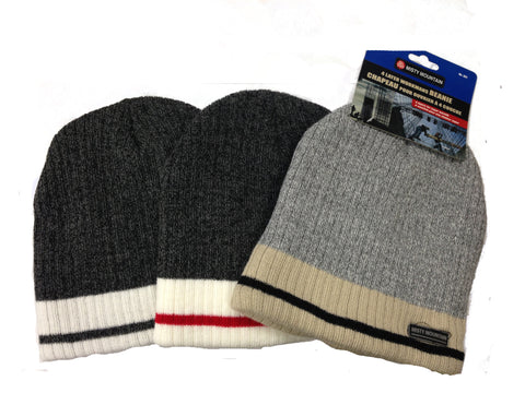 TUQUE <br>Ouvrier 4 couches|WORKMAN HAT<br> 4 layer
