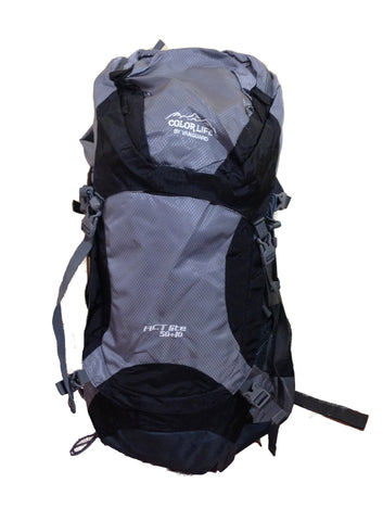 COLOR LIFE<br>ACT LITE<br>50+10 Litres<br>Sac à dos d'expedition|COLOR LIFE<br>ACT LITE<br>50+10 Liters<br>Expedition Backpack