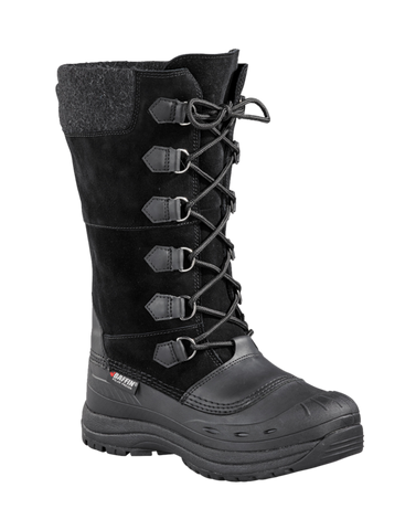 BAFFIN MARLI<br>BOTTES D'HIVER   <br>TEMP -40°C<br>Noir - Marron  |BAFFIN MARLI<br>WINTER BOOTS<br>TEMP -40°C<br>Black - Brown