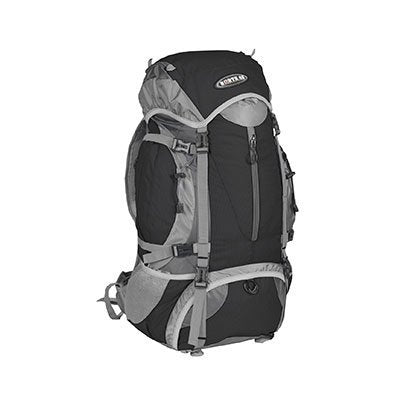NORTH 49<br>FRINGE 55<br>55 Litres<br>Sac à dos d'expedition|NORTH 49<br>FRINGE 55<br>55 Liters<br>Expedition Backpack