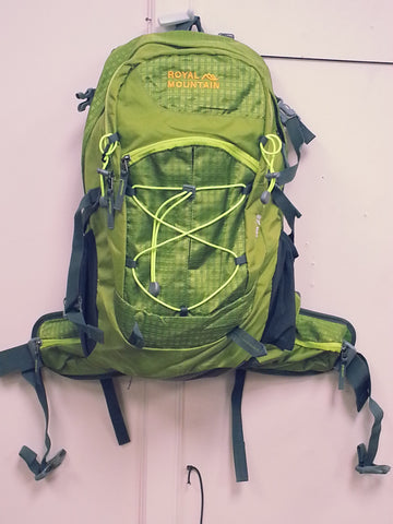 ROYAL MOUNTAIN<br>Ensia<br>28 Litres<br>Sac à dos|ROYAL MOUNTAIN<br>Ensia <br>28 Liters<br>Backpack