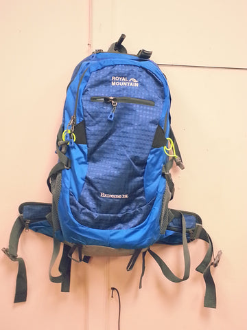 ROYAL MOUNTAIN<br>Extreme <br>35 Litres<br>Sac à dos|ROYAL MOUNTAIN - Extreme <br>35 Liters<br>Backpack