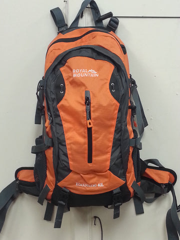 ROYAL MOUNTAIN<br>Extreme<br>40 Litres<br>Sac de randonnee|ROYAL MOUNTAIN EXTREME<br>40 LITERS<br>HIKING BACKPACK