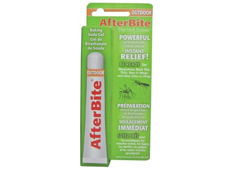 AFTERBITE GEL<br> ACCESSOIRES DE CAMPING|AFTERBITE GEL<br>CAMPING ACCCESSORIES