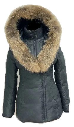 ELLABEE ZOE<br>Polyfil avec Vraie Fourrure<br>Manteau d'hiver|ELLABEE ZOE<br>Polyfil with Genuine Fur<br>Winter coat