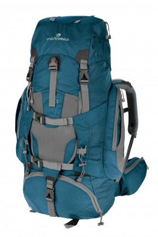 FERRINO<br>Transalp<br> 60 Litres<br>Sac à dos d'expedition| FERRINO<br>Transalp<br> 60 Liters<br>Expedition Backpack