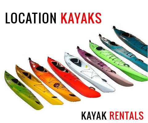 DÉPÔT POUR LA LOCATION DES KAYAKS et CANOTS<br>Nonremboursable|DEPOSIT FOR KAYAK and CANOE RENTALS<br>Nonrefundable