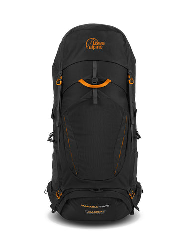 LOWE ALPINE<br>MANASLU <br>65:75 Litres<br>Sac à dos d'expedition|LOWE ALPINE<br>MANASLU <br>65:75 L<br>Expedition Backpack