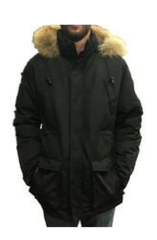 OXYGEN CARGO <br>90% Duvet avec Vraie Fourrure<br>Manteau d'hiver<br>Medium|OXYGEN CARGO<br>90% Down with Genuine Fur<br>Winter coat<br>Medium