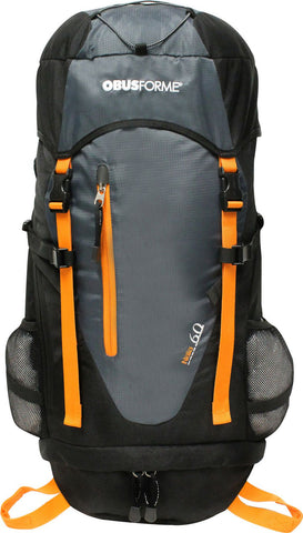 OBUS FORME<br>Nala<br>60 Litres<br>Sac à dos d'expedition|OBUS FORME<br>Nala<br>60 Liters<br>Expedition Backpack