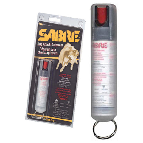 SABRE Dog Attack<br>Spray Répulsif à chien|SABRE Dog Attack Deterrent<br>Dog Repellent Spray