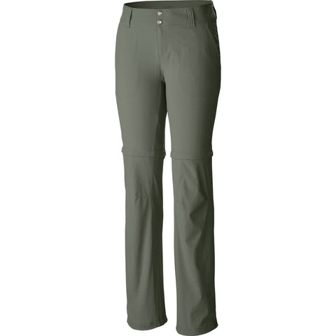 PANTALON COLUMBIA <br>SATURDAY Trail Convertible <br>Quick Dry Stretch<br>Femmes<br>|SATURDAY Convertible Trail<br>LADIES ZIP LEG PANTS<br>COLUMBIA DESIGN<br>QWIK DRY STRETCH