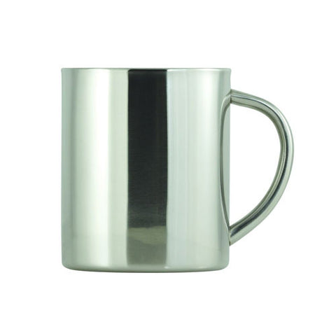 TASSE INOXYDABLE<br>CHOIX DE 2 TAILLES<br>250ml ou 300ml|STAINLESS STEEL MUG<br>CHOICE OF 2 SIZES<br>250ml ou 300ml