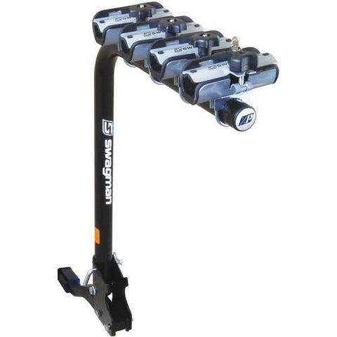 SWAGMAN XP4 STANDARD<br>1 à 4 vélos <br>Adaptable sur 2'' boule d'attelage |SWAGMAN XP4 STANDARD<br>1 to 4 Bike rack<br> adaptable to 2'' hitch
