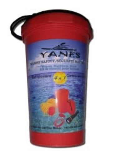 Yanes Ensemble de Sécurité Nautique|Yanes water sports safety kit