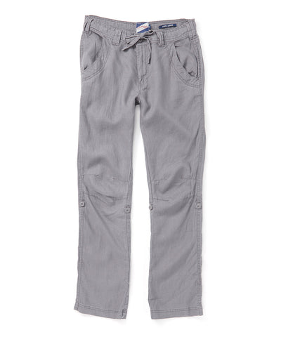 Pantalon en lin<br>Point Zero|Linen Collection<br>Point Zero