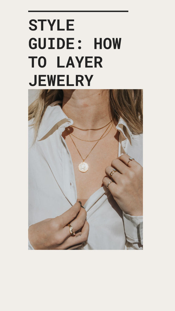 Style Guide: How to Layer Your Jewels