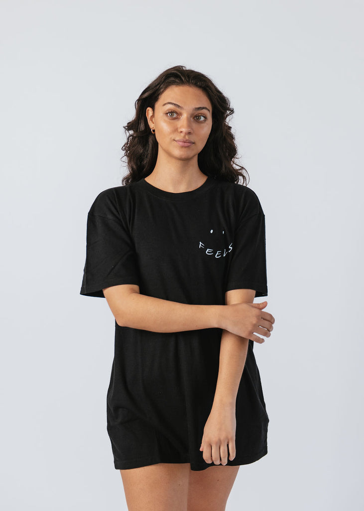 Happy Face Tribe Tee