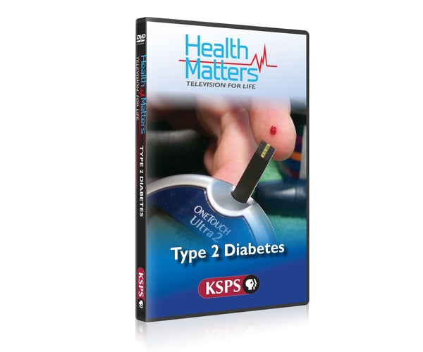 Health Matters: Diabetes DVD #1603