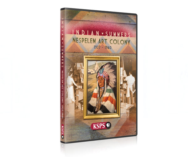 Indian Summers: Nespelem Art Colony DVD