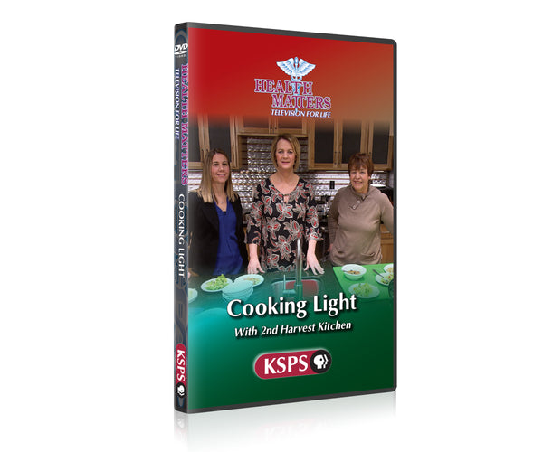 Health Matters: Cooking Light DVD