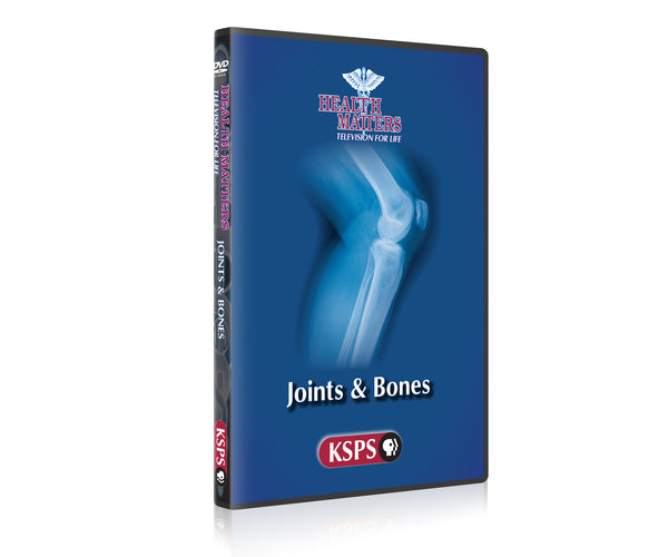 Health Matters: Joints and Bones