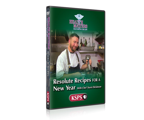 Health Matters: Resolute Recipes for a New Year