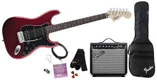 Squier Stratocaster Start Playing Package