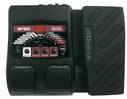 Digitech BP90 Bass Multi Effects