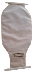 EZ-Clean Flo-Thru Opaque Pouch