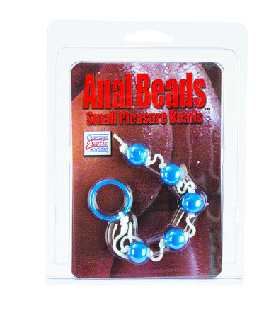 Anal Pleasure Beads Assorted Colors