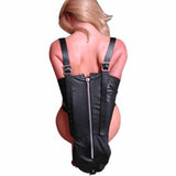 Armbinders zipper black
