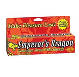 Emperor's Dragon Sexual Enhancer Cream w/Ginseng - SexToysEstore.com