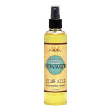 Earthly Body Massage Glow Oil 8 Oz - SexToysEstore.com - 2