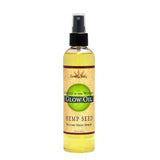 Earthly Body Massage Glow Oil 8 Oz - SexToysEstore.com - 3