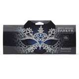 Fifty Shades Darker Anastasia Masquerade Mask dark