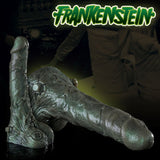 Fleshlight Freaks Frankenstein Dildo Green