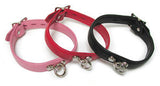 Premium Garment Leather Collar 3 colors