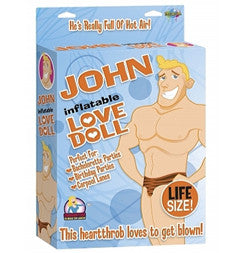 John Inflatable Love Doll