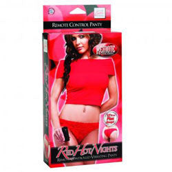 Red Hot Nights Panty - SexToysEstore.com