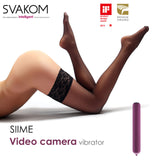 Svakom Siime Lighted Camera Vibe - SexToysEstore.com - 4