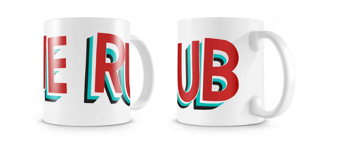 The Rub ESPO coffee mug