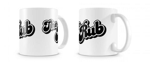 The Rub Classic coffee mug