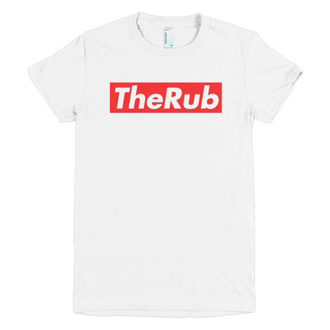 Women's Supremely Awesome Rub t-shirt