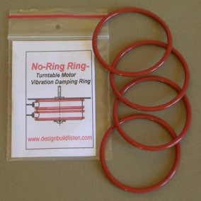 Motor Noise Damping Kit for Turntables